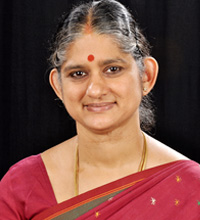 DR DHARINI KRISHNAN, M.Sc, RD, President, Indian Dietetic Association